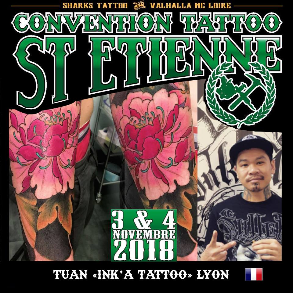 Tuan - Ink'a Tattoo