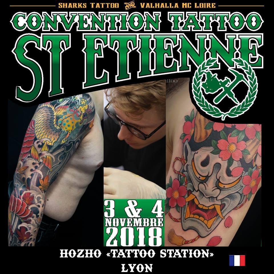 Hozho - Tattoo Station