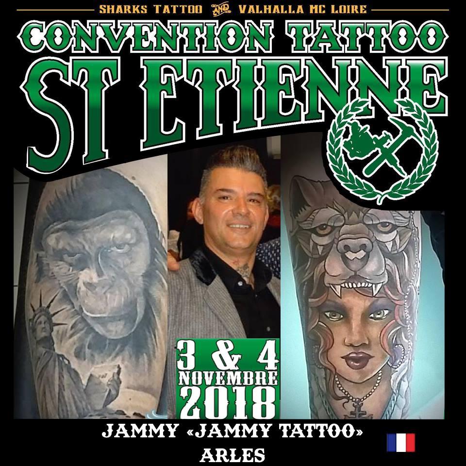 Jammy - Jammy Tattoo
