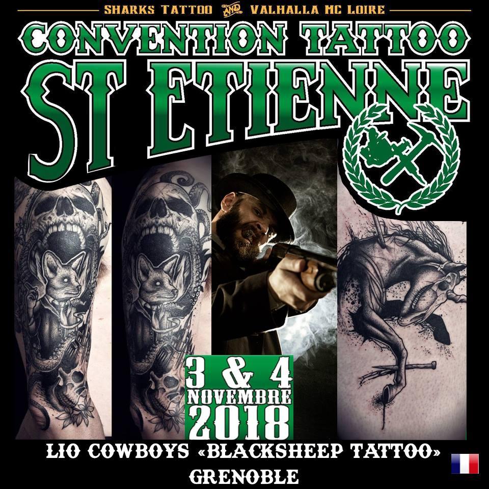 Lio Cowboys - Blacksheep Tattoo