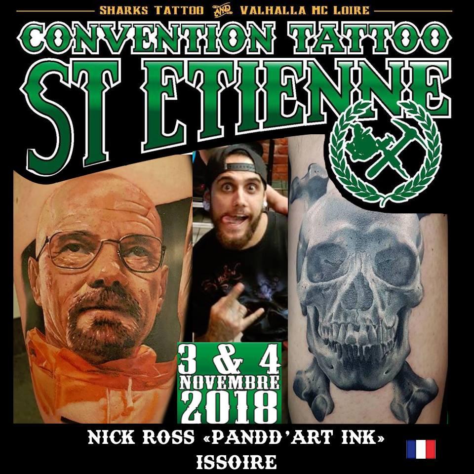 Nick Ross - Pandd'art Ink