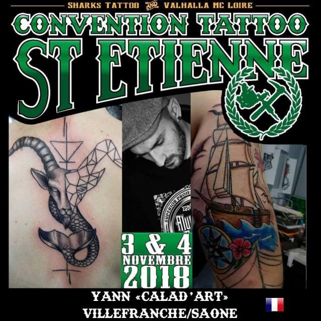 yann – calad'art – saint- etienne tattoo convention