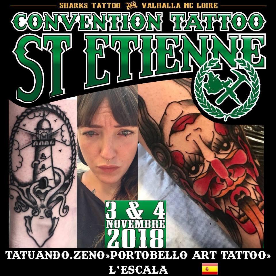Tatuando Zeno - Portobello Art Tattoo